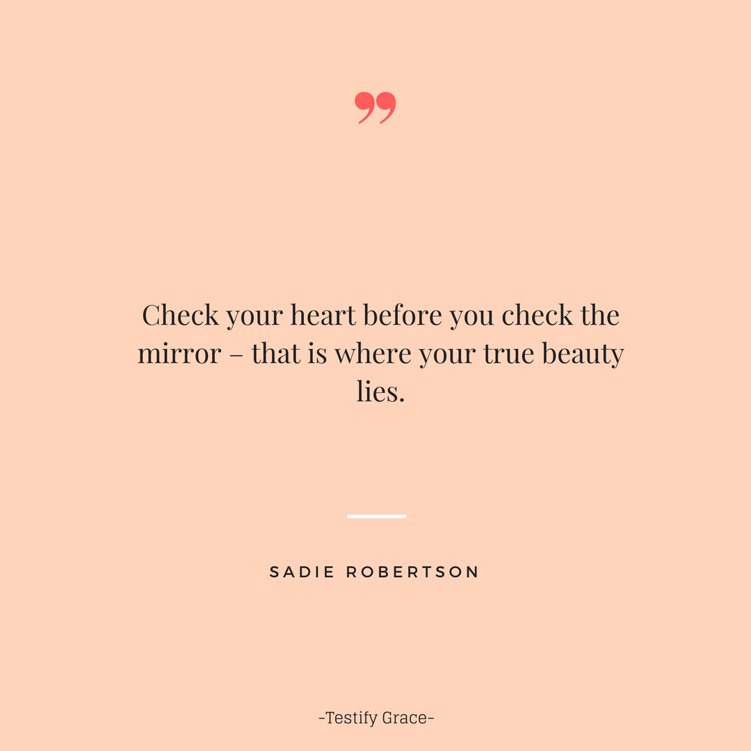 Sadie Robertson Quotes  10 Sa Robertson Quotes Every Christian Needs To Hear