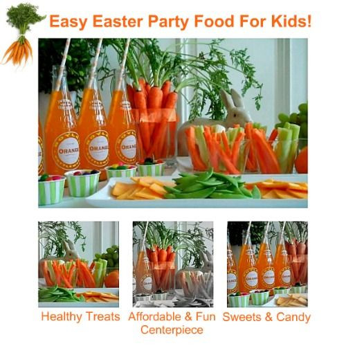 School Easter Party Food Ideas  17 Best images about Healthy School Party Ideas on