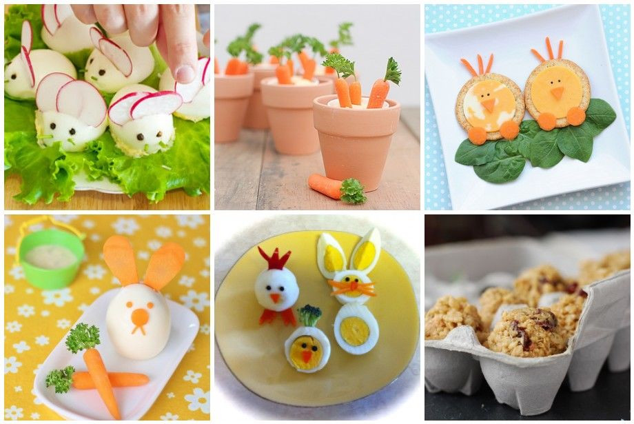School Easter Party Food Ideas  Cute Easter Snack Ideas s and for