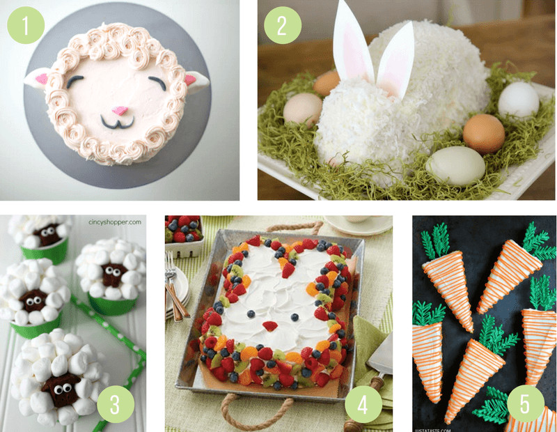 School Easter Party Food Ideas  A Day s Worth Creative Easter Eats Breakfast Lunch