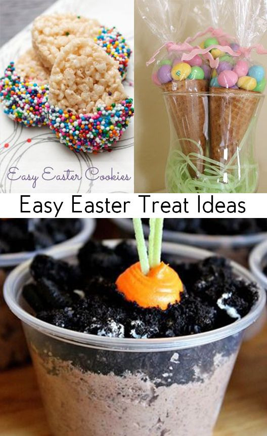 School Easter Party Food Ideas  13 Easy Easter Treat Ideas