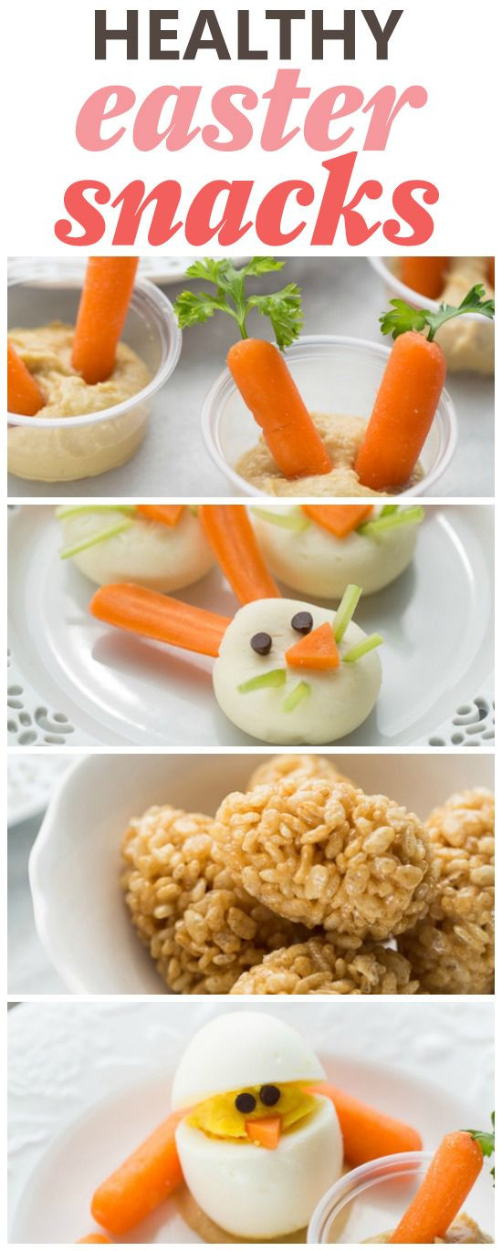 School Easter Party Food Ideas  17 Best ideas about Easter Snacks on Pinterest