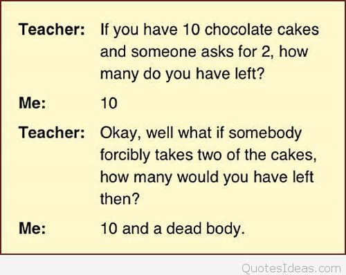 School Quote Funny  1000 Funny Quotes About School on Pinterest