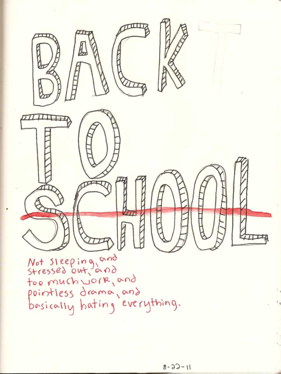 School Quote Funny  Inspirational Quotes About Middle School QuotesGram