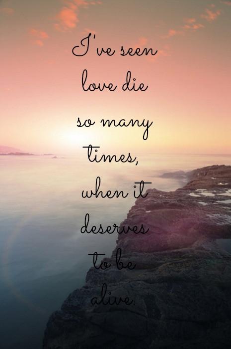 Sea Love Quote  Ocean Quotes About Love QuotesGram