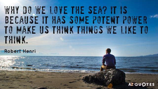 Sea Love Quote  TOP 25 BEACH QUOTES of 1000