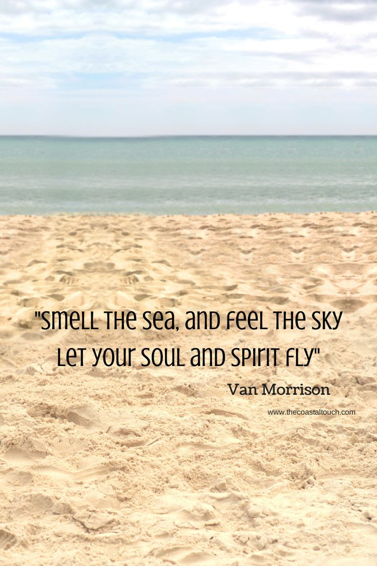 Sea Love Quote  25 creative Beach Quotes ideas to discover and try on
