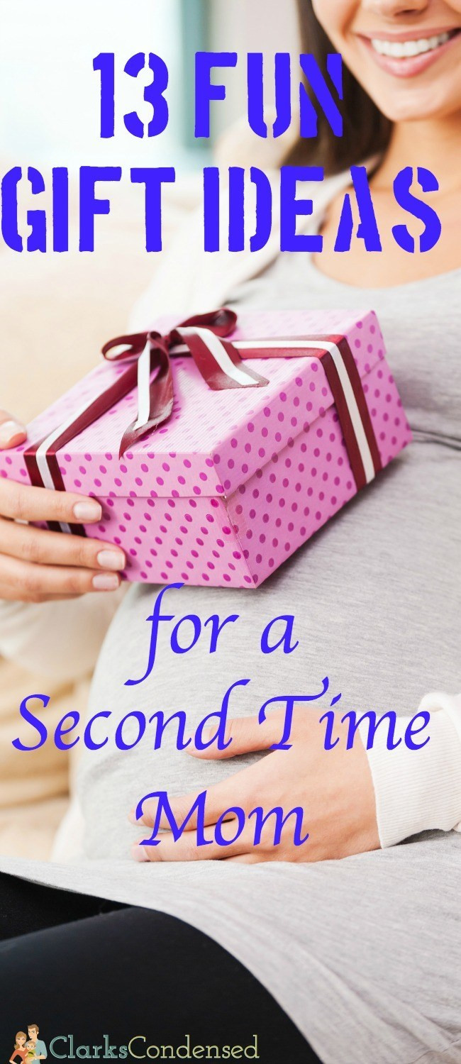Second Baby Gift Ideas  The Best Gift Ideas for Second Time Moms That They