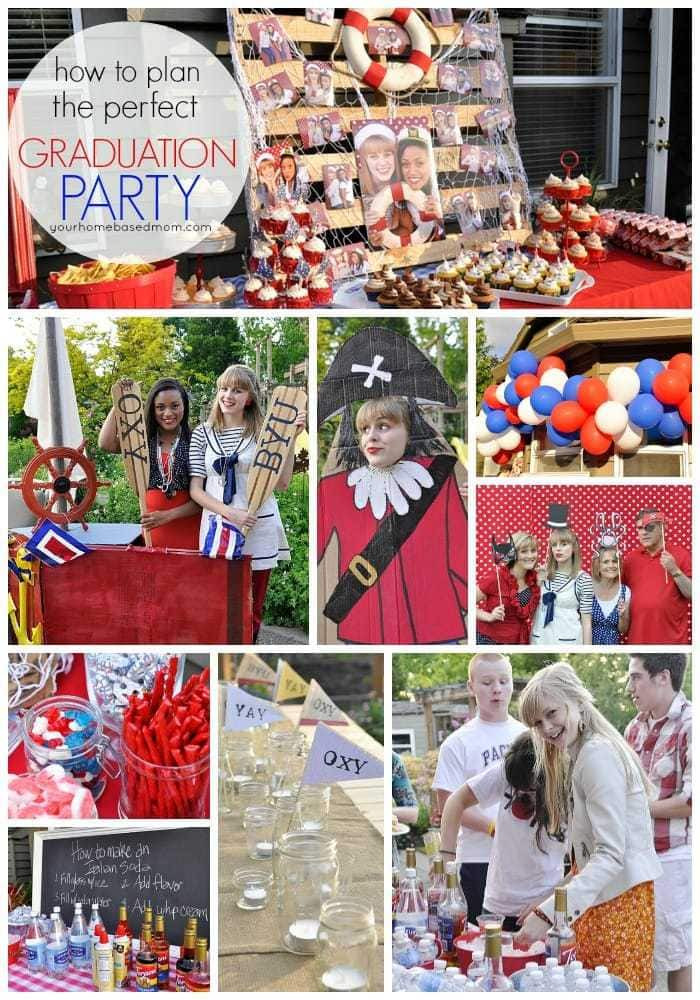 Senior Graduation Party Ideas  Graduation Party Ideas From Your Homebased Mom