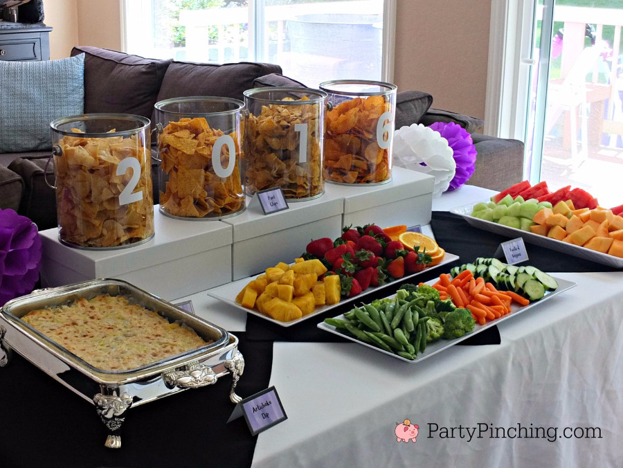 Senior Graduation Party Ideas  Image result for College Graduation Party Food Ideas
