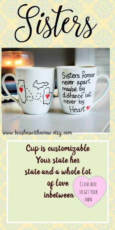 Sister Birthday Gifts Ideas  Best 25 Birthday ts for sister ideas on Pinterest
