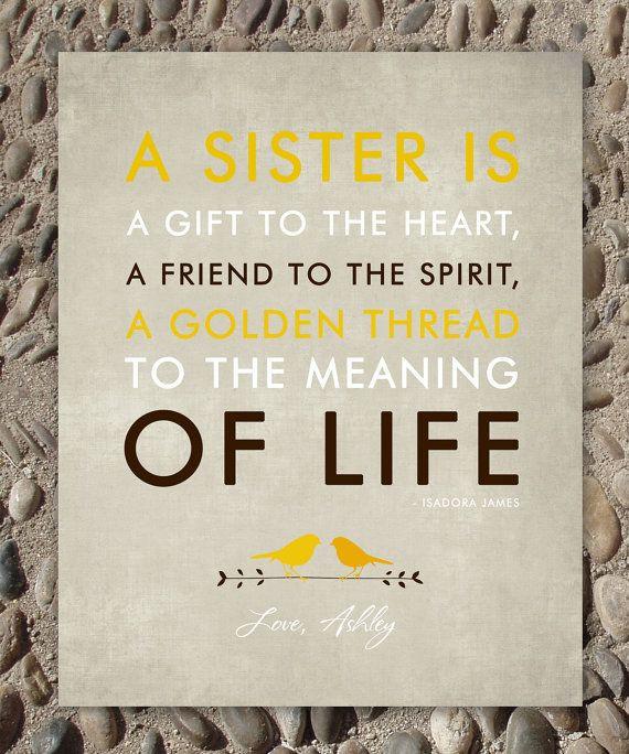 Sister Birthday Gifts Ideas  Best 20 Sister Birthday Gifts ideas on Pinterest