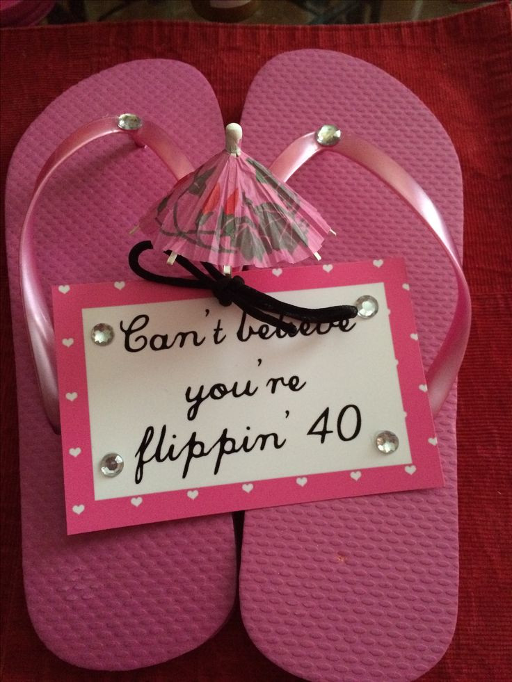 Sister Birthday Gifts Ideas  25 Best Ideas about 40th Birthday Presents on Pinterest