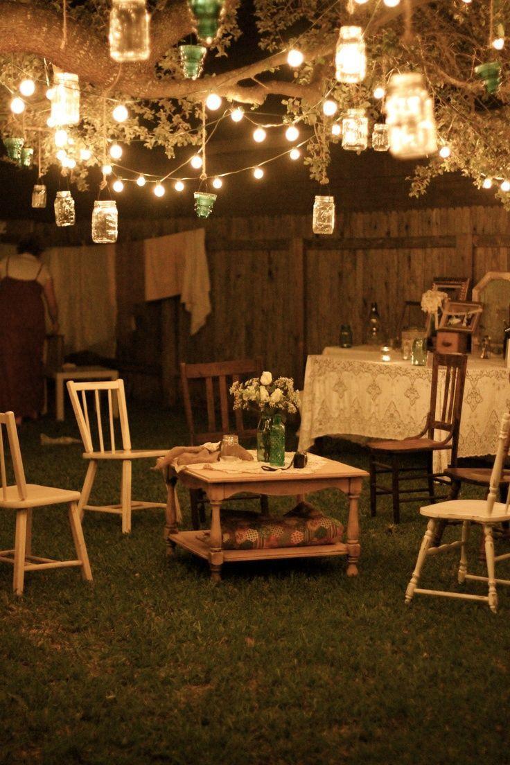 Small Engagement Party Ideas  Best 25 Backyard Engagement Parties ideas on Pinterest