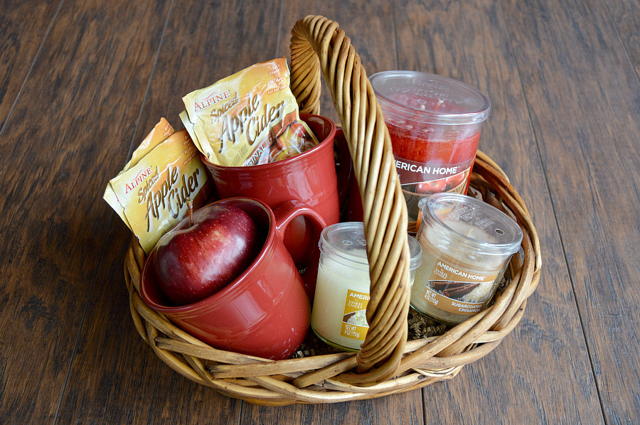 Small Gift Basket Ideas  DIY Gift Baskets Banana Walnut Bread Recipe
