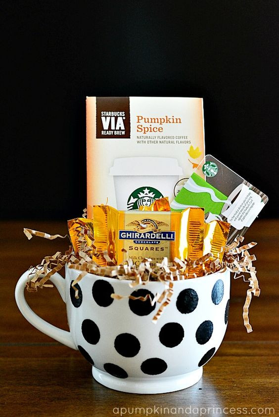 Small Gift Basket Ideas  20 Ideas That Will Inspire You To Host A Coffee Party