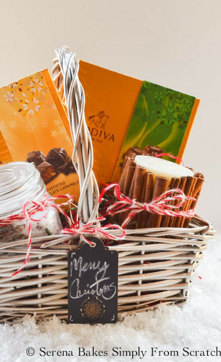 Small Gift Basket Ideas  Holiday Gift Basket Ideas Blogger Bests