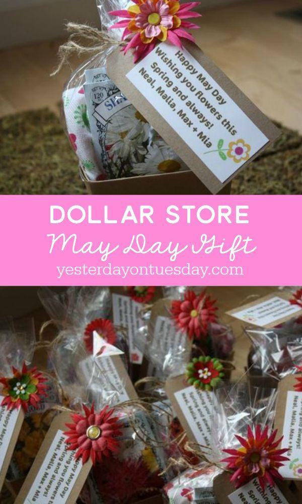 Small Gift Basket Ideas  25 best ideas about May day baskets on Pinterest