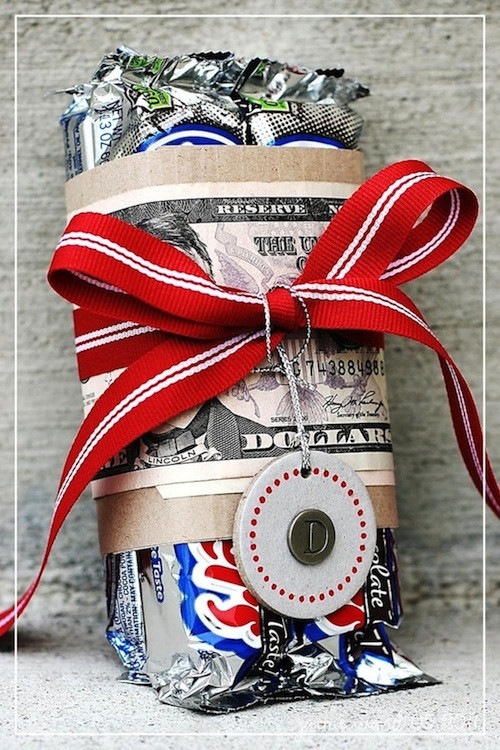 Small Gift Ideas For Boys  35 Easy DIY Gift Ideas People Actually Want for
