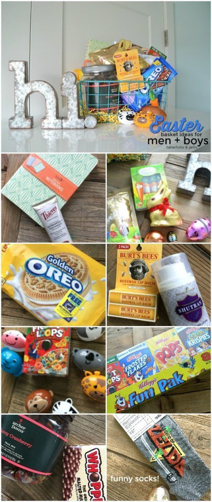 Small Gift Ideas For Boys  Easter Gift Ideas for Men and Boys