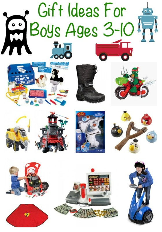 Small Gift Ideas For Boys  Christmas Gift Ideas For Boys