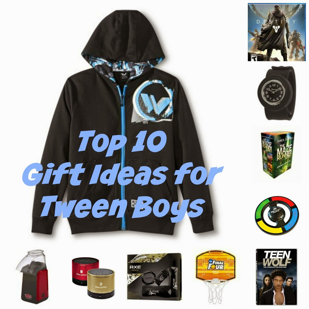 Small Gift Ideas For Boys  Top Gifts for Tween Boys Telling My Story