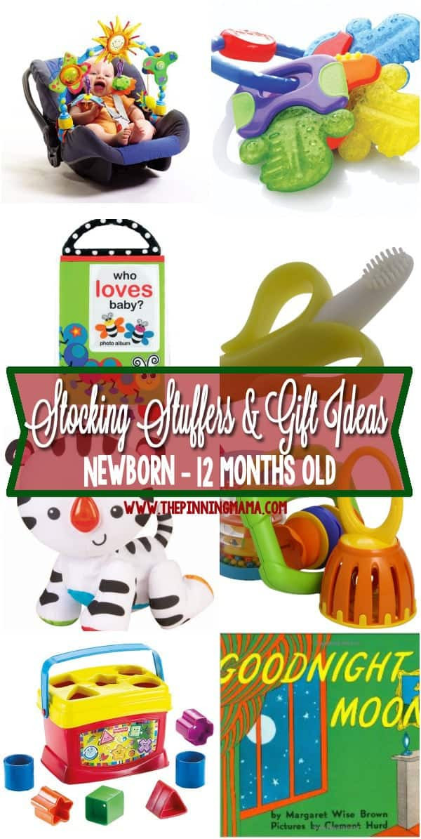 Small Gift Ideas For Boys  Stocking Stuffers & Small Gifts for a Baby • The Pinning Mama