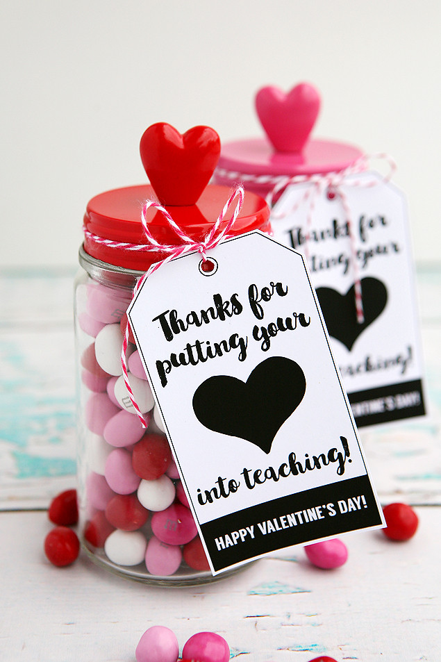 Small Valentines Gift Ideas  Valentine s Day Gifts For Teachers Eighteen25