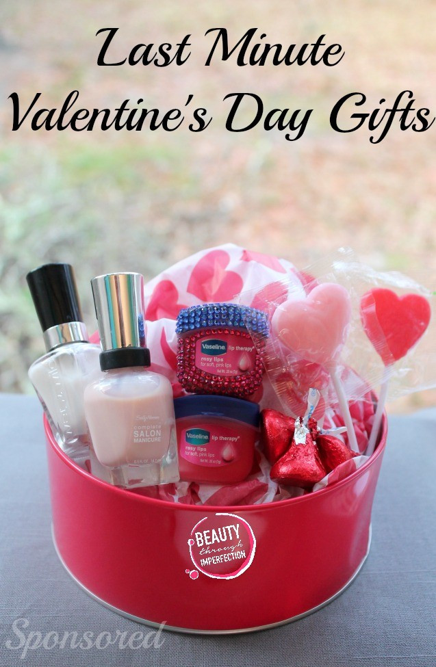 Small Valentines Gift Ideas  Last Minute Valentine s Gift Ideas Beauty through