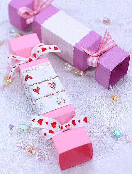 Small Valentines Gift Ideas  making small candy valentine ts wrapping ideas purple