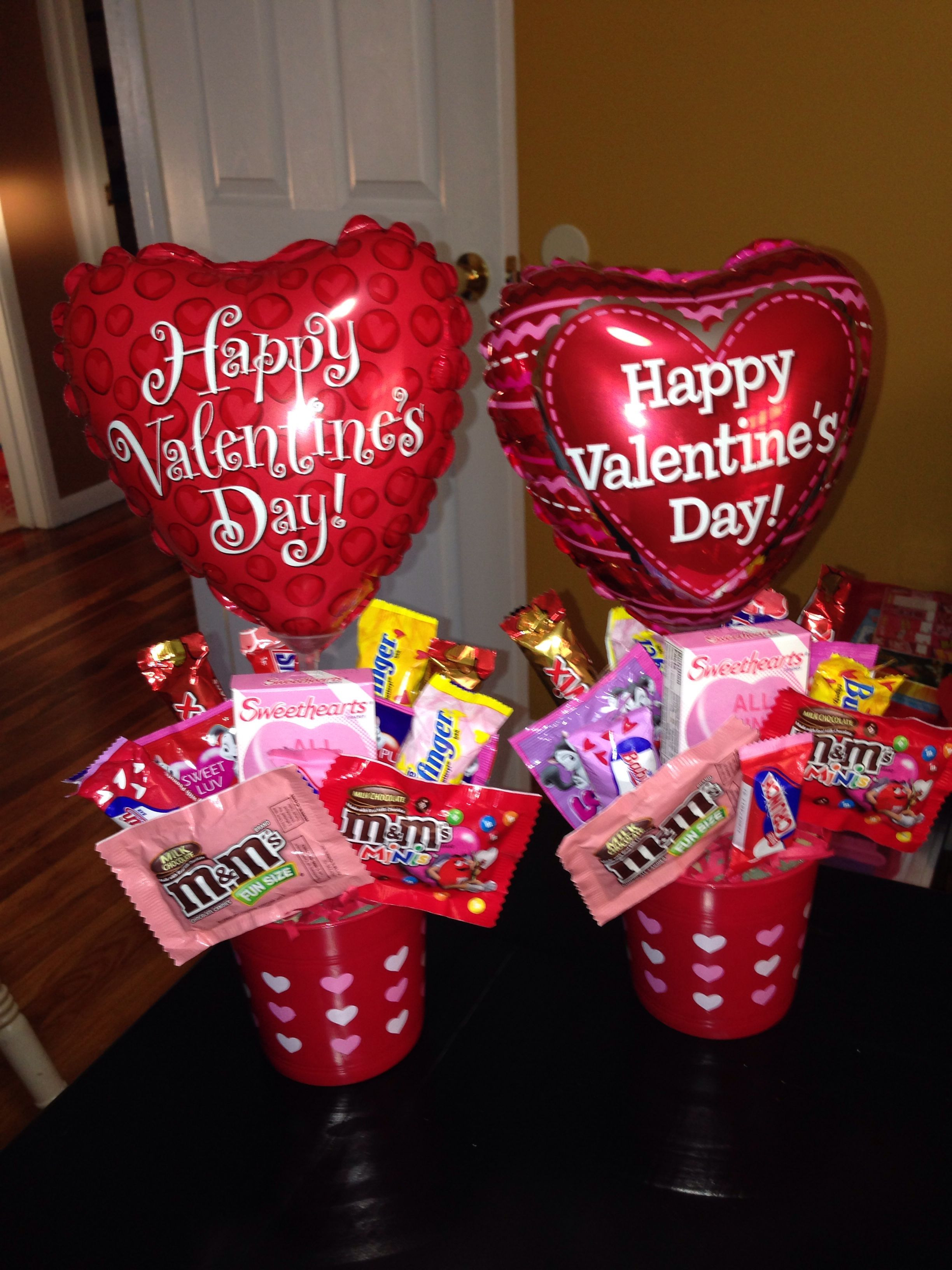 Small Valentines Gift Ideas  Small valentines bouquets Candy bouquets