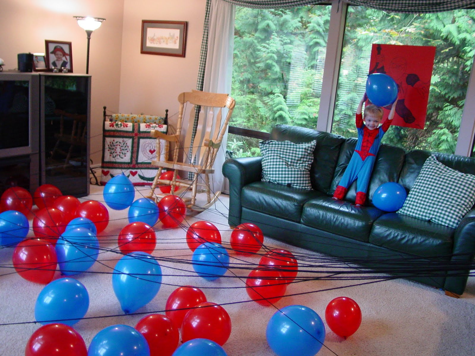 Spiderman Birthday Party Games  Wendy s Soapbox A Totally Awsumb Spider man and Friends