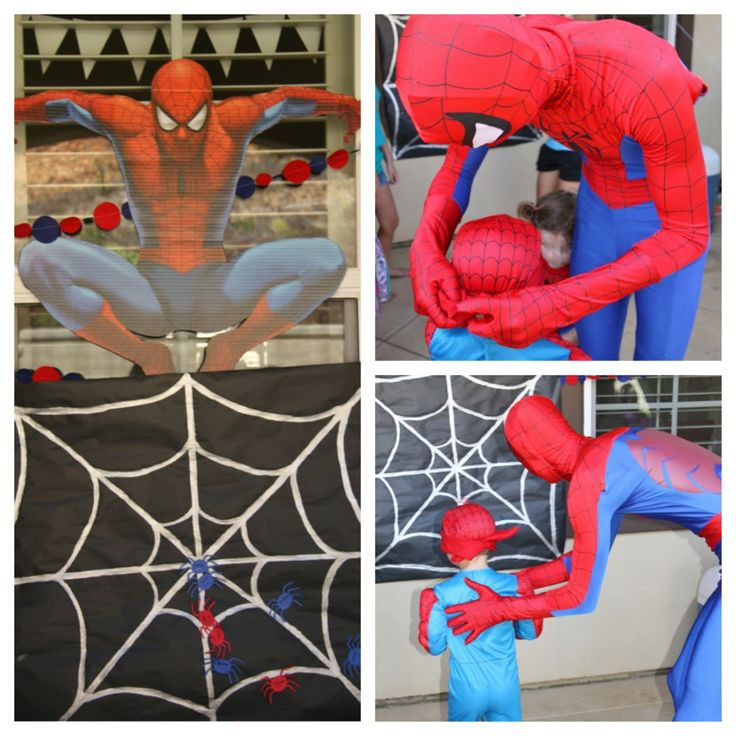 Spiderman Birthday Party Games  100 ideas to try about Spiderman birthday party