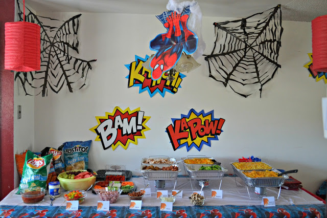 Spiderman Birthday Party Games  15 Amazing Spiderman Birthday Party Ideas for Take Away