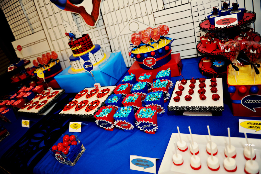 Spiderman Birthday Party Games  The Party Wall Spiderman Birthday Party Part 3 Games