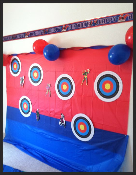 Spiderman Birthday Party Games  Spiderman web Tar and Spiderman on Pinterest