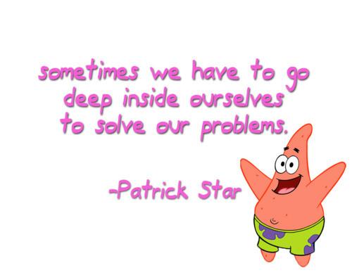 Spongebob Quotes About Friendship  indansky s ღ Spongebob and friends Quotes