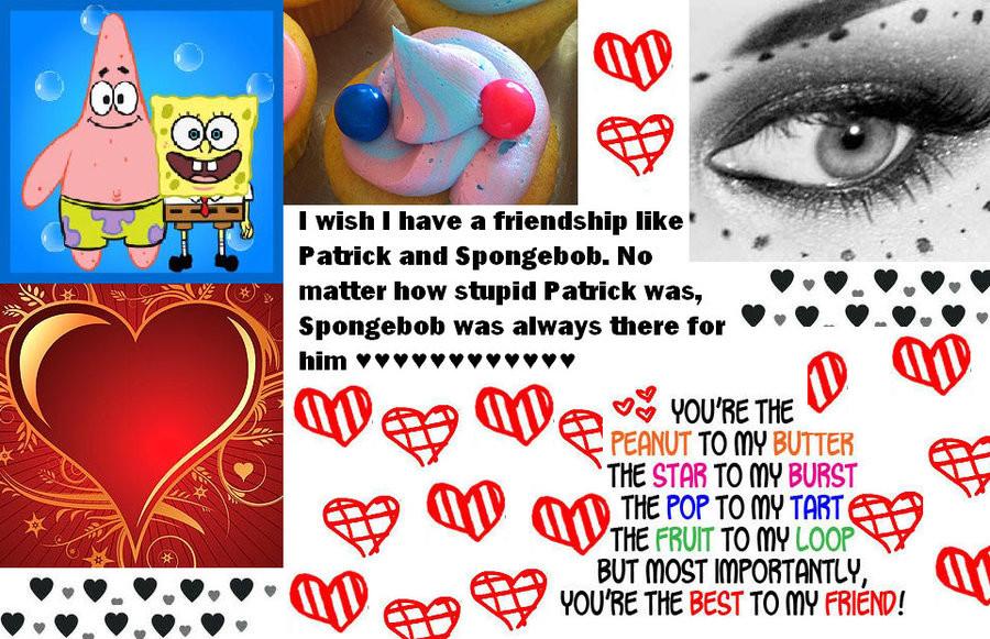 Spongebob Quotes About Friendship  Spongebob And Patrick Friendship Quotes QuotesGram