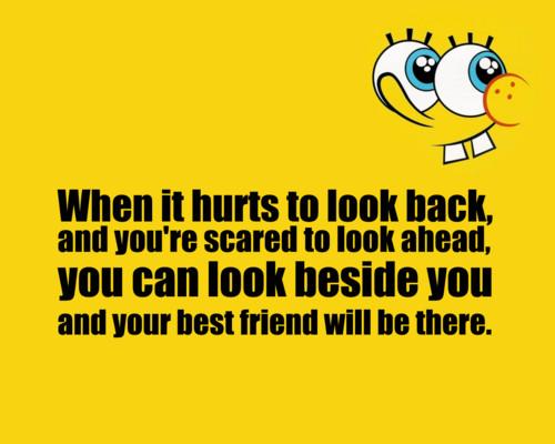 Spongebob Quotes About Friendship  Spongebob Quotes About Friendship QuotesGram