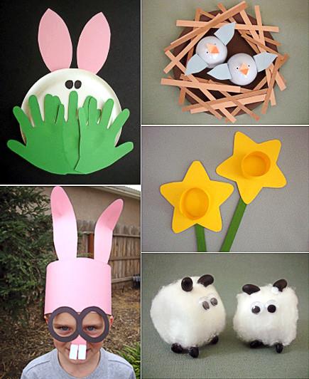 Spring Craft Ideas For Kids  MollyMooCrafts Kids Crafts MollyMooCrafts