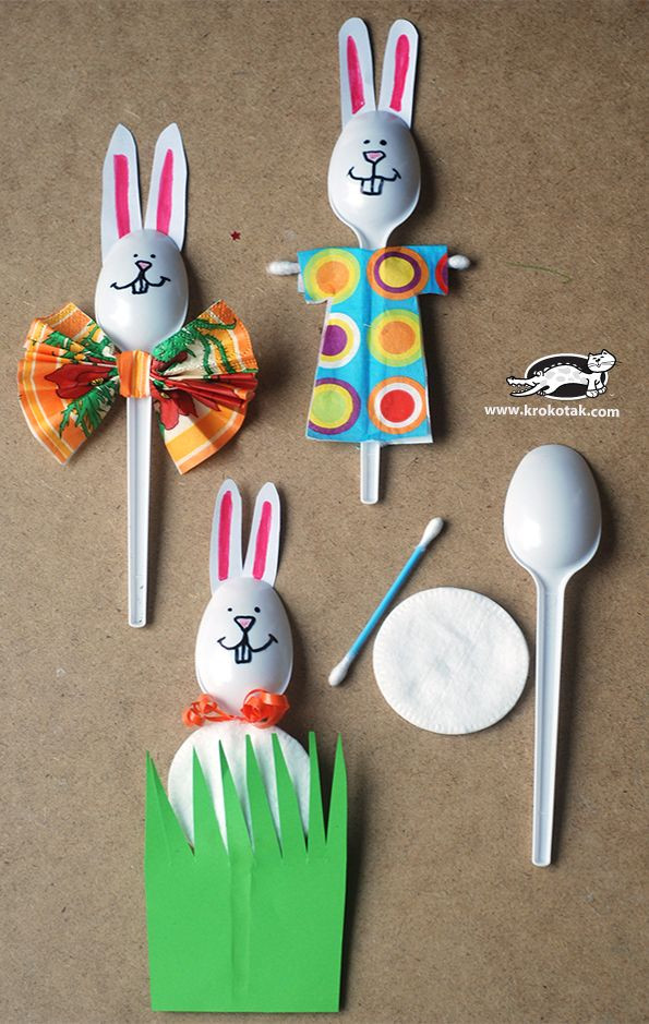 Spring Craft Ideas For Kids  10 fun and easy Easter crafts with household objects