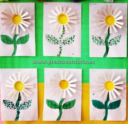 Spring Crafts Preschool  spring craft ideas for preschool Preschool Crafts