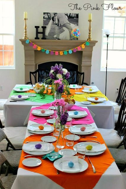 Spring Dinner Party Ideas  76 best images about Thanksgiving on Pinterest