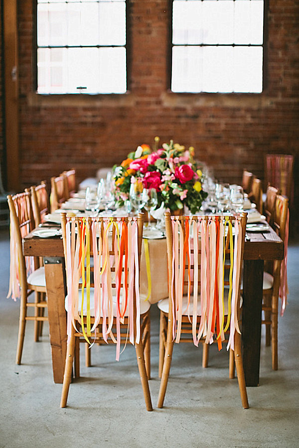 Spring Dinner Party Ideas  20 Colorful Spring Party Ideas