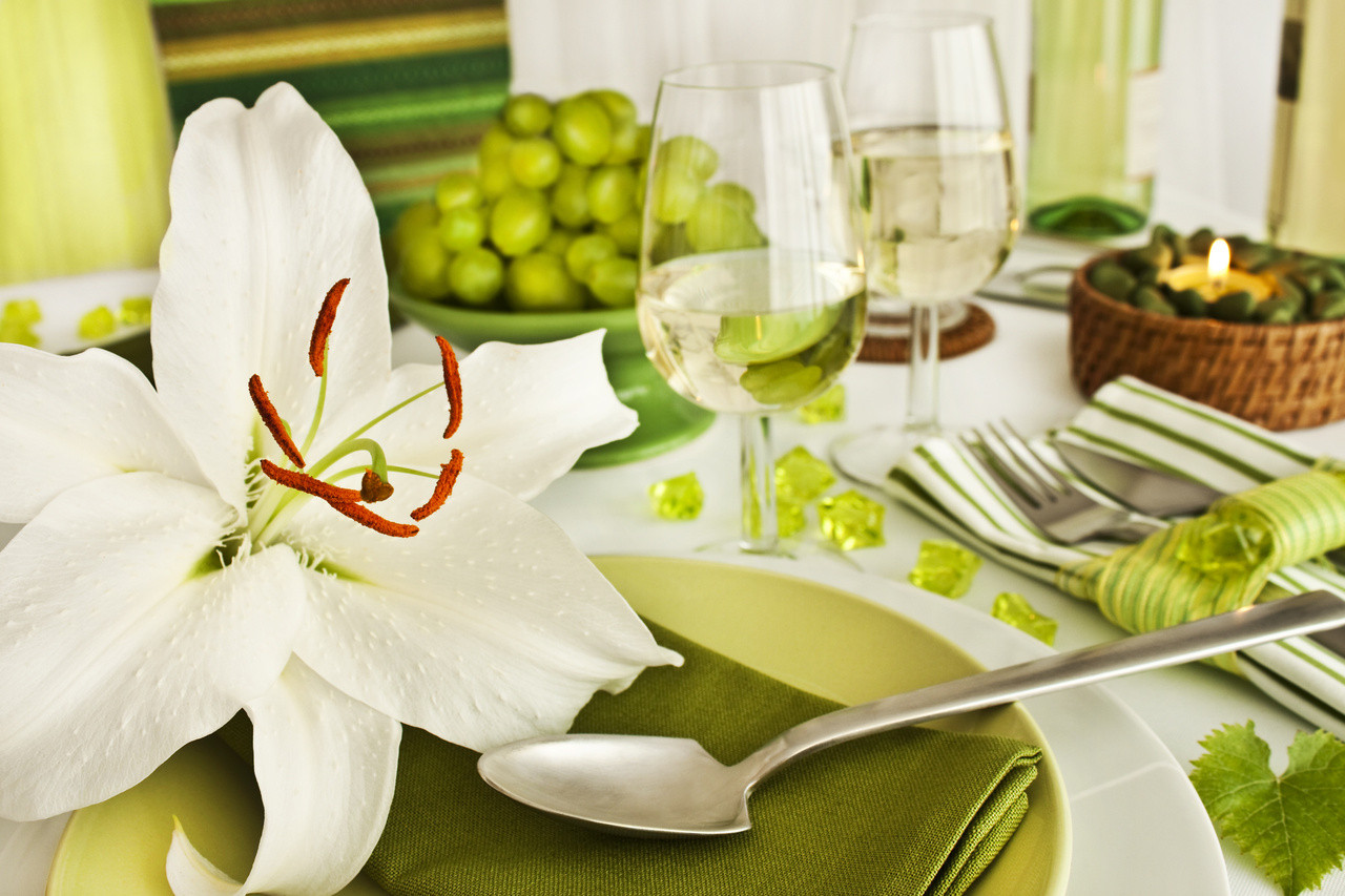 Spring Dinner Party Ideas  Dinner Party Decorations