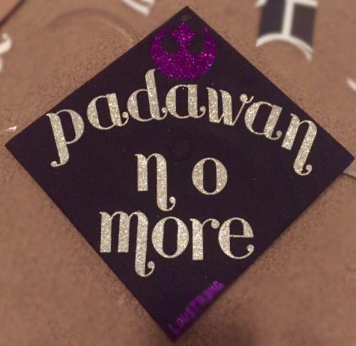 Star Wars Graduation Quotes  star wars graduation cap Google Search