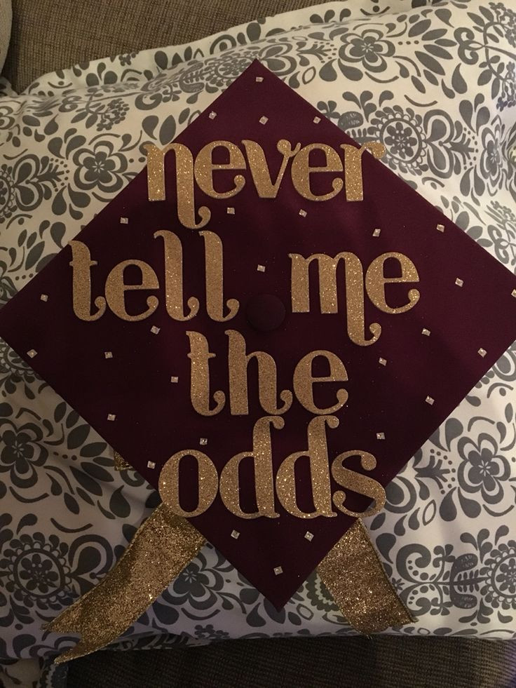 """Star Wars Graduation Quotes  """"Never tell me the odds"""" Han Solo Star Wars Graduation"""