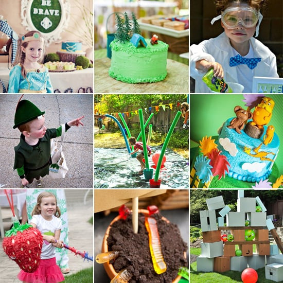 Summer Birthday Party Ideas For 4 Year Old Boy  Outdoor Summer Birthday Party Ideas