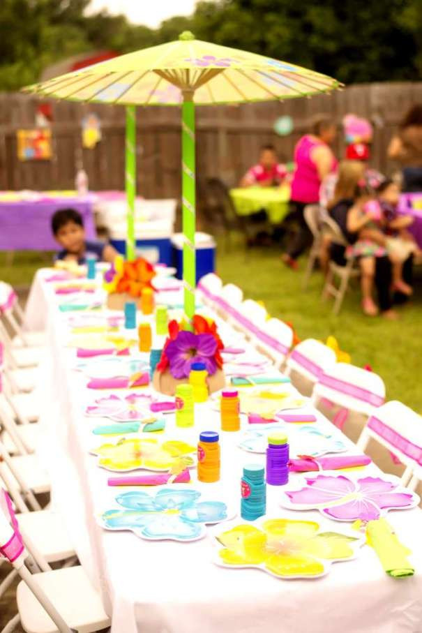 Summer Birthday Party Ideas For 4 Year Old Boy  Ideas and Themes for Summer Birthday Parties