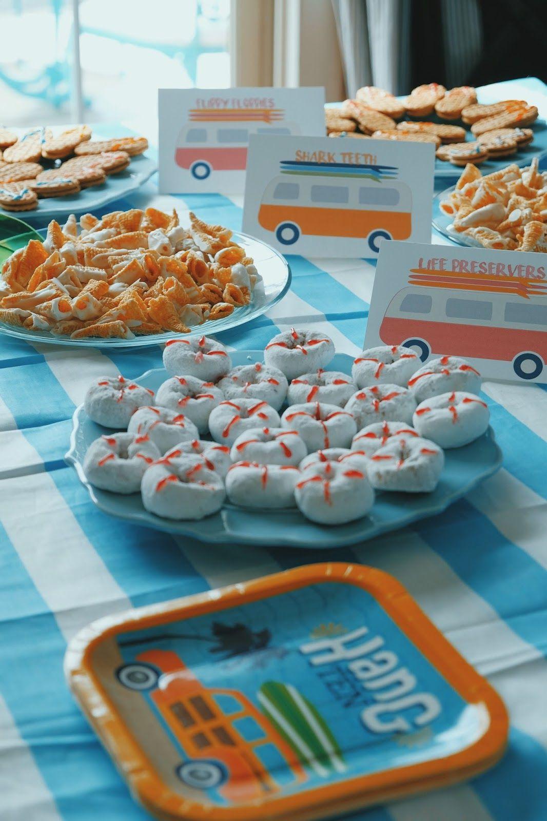 Summer Birthday Party Ideas For Boys  aiden s first birthday party Birthday ideas